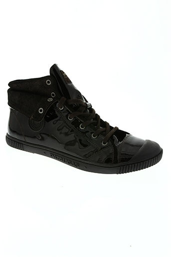 pataugas chaussures homme de couleur marron