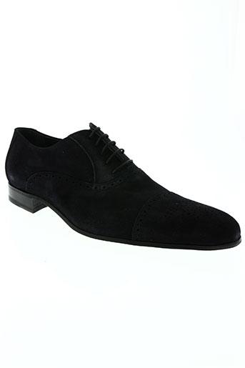 paco milan chaussures homme de couleur bleu