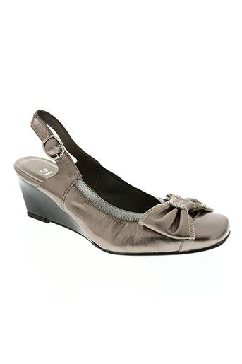derniere version chaussures femme de couleur marron