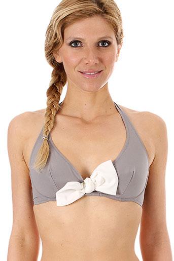 princesse tam-tam maillots de bain femme de couleur gris