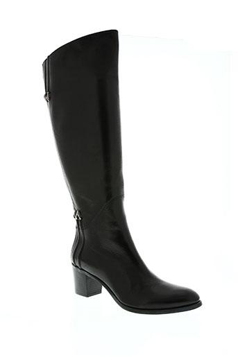 le pepé chaussures femme de couleur noir