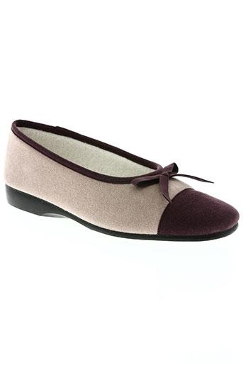 exquise chaussures femme de couleur rose