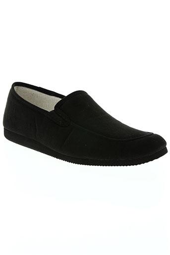exquise chaussures homme de couleur noir
