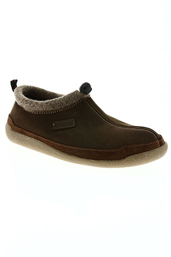 skiss chaussures femme de couleur marron