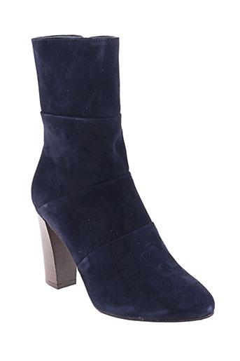 la fee maraboutee chaussures femme de couleur bleu