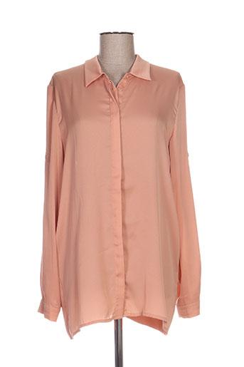 hotel particulier chemises femme de couleur rose