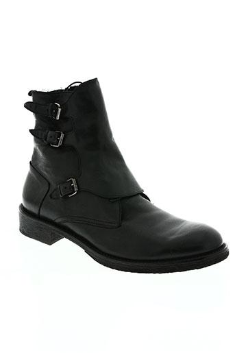 maschiaccio chaussures homme de couleur noir