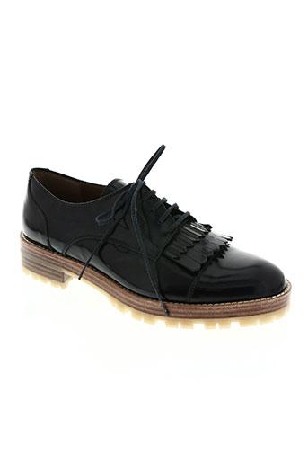 pertini chaussures femme de couleur bleu