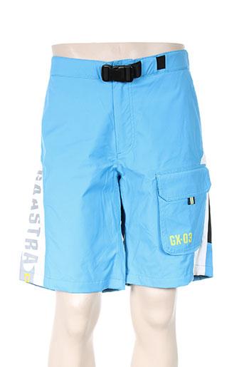 gaastra maillots de bain homme de couleur bleu