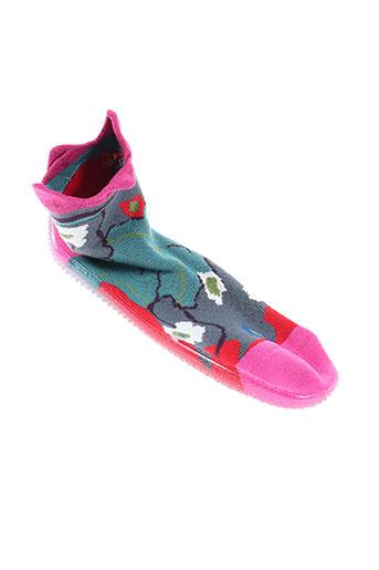 berthe aux grands pieds chaussures femme de couleur rose