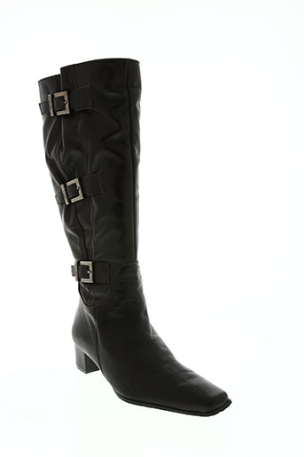 modabella chaussures femme de couleur marron