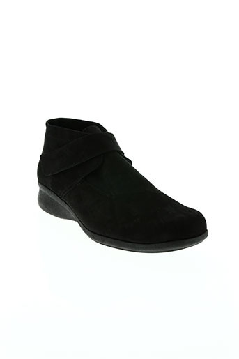 telles qu'elles chaussures homme de couleur noir