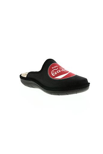 elue par nous chaussures homme de couleur noir