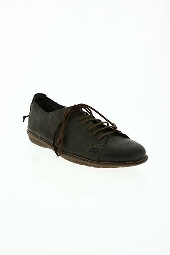 stressless chaussures homme de couleur gris
