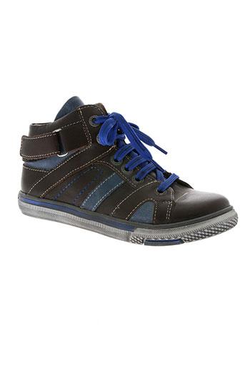 bellamy chaussures homme de couleur marron