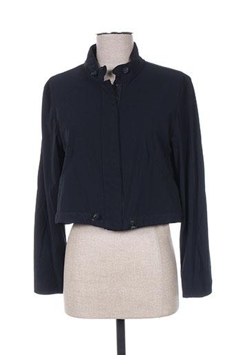 motys collection vestes femme de couleur noir
