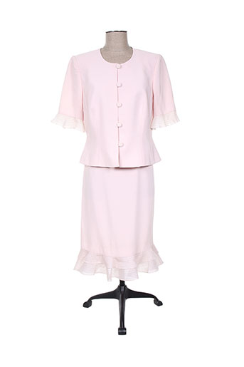 Veste/jupe rose FRANK USHER pour femme