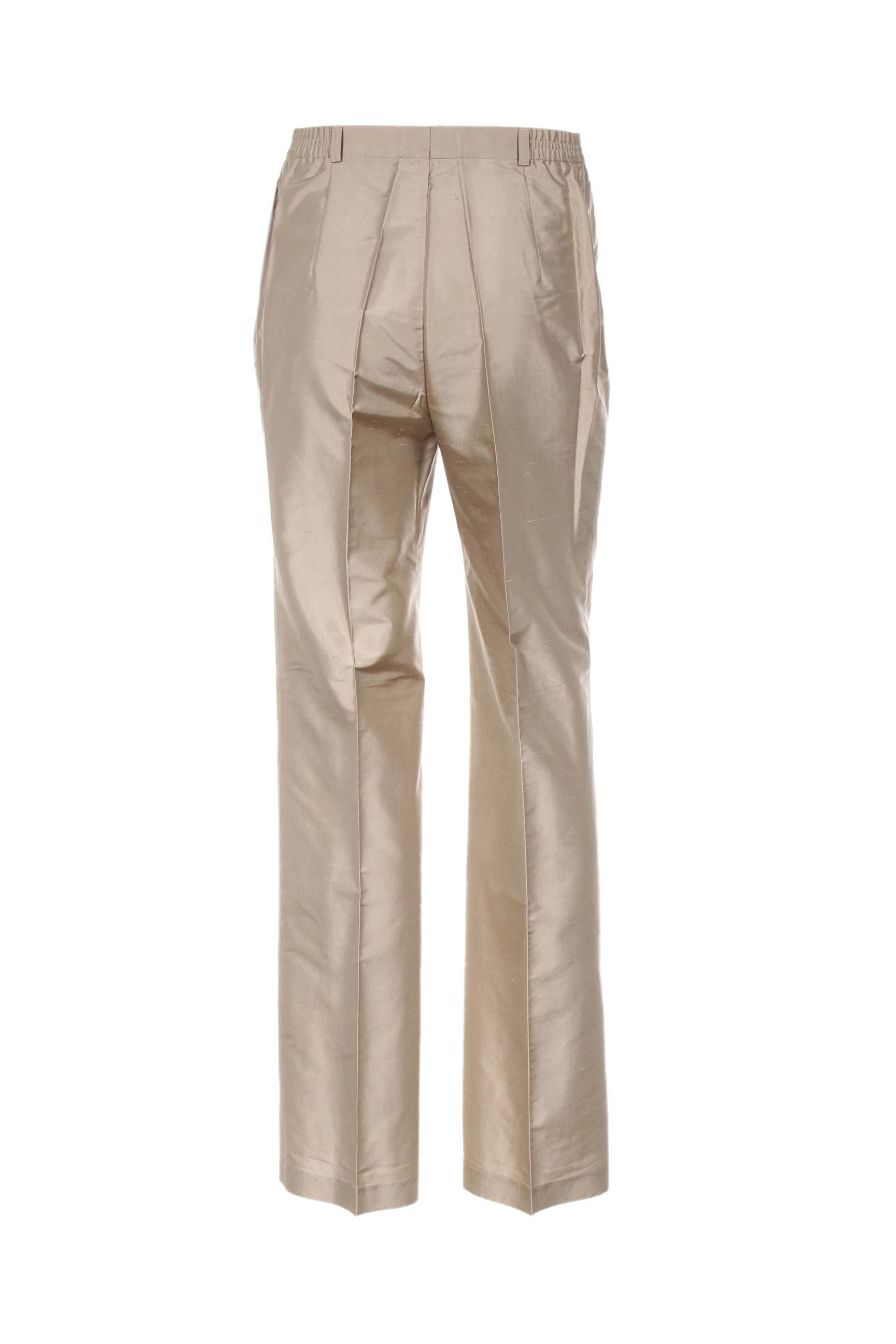 Basler Pantalons Citadins Femme De Couleur Beige En Soldes Pas Cher 1124563-beige0