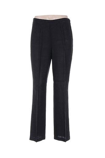 gläser pantalons femme de couleur noir