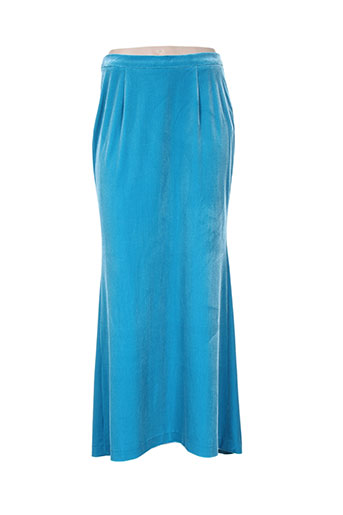 Jupe longue bleu D.U.S.K pour femme