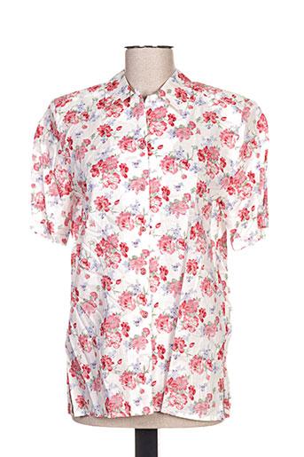 jean christophe.g chemises femme de couleur rose
