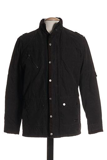georges franck vestes homme de couleur marron