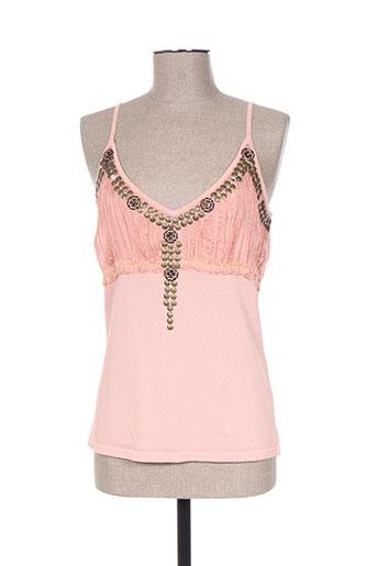 bagutti chemises femme de couleur rose
