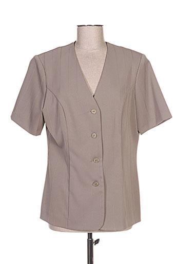 Veste casual vert GRIFFON pour femme