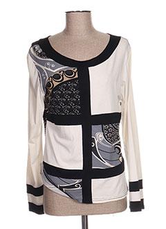 Produit-T-shirts-Femme-CARLA D ANGELI