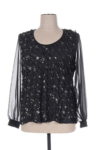 griffon chemises femme de couleur noir