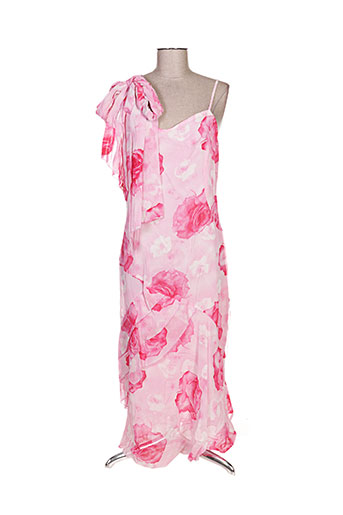 extenzo paris robes femme de couleur rose