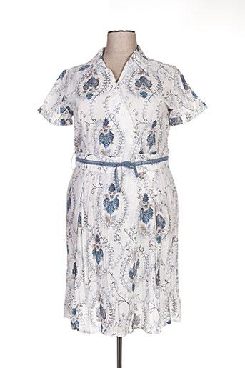 griffon robes femme de couleur bleu