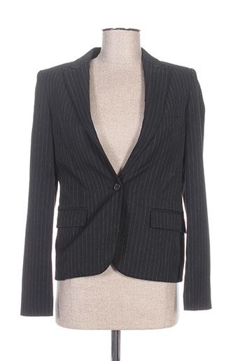 ralph lauren vestes femme de couleur noir