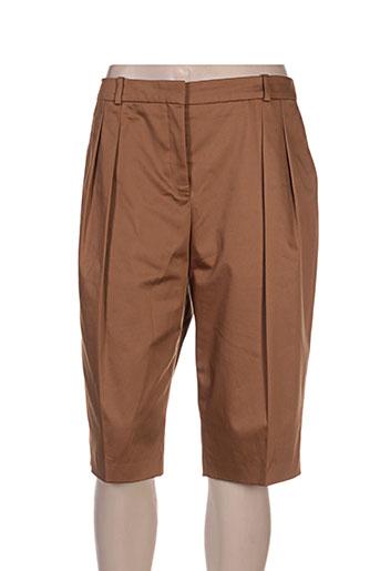 hugo boss shorts / bermudas homme de couleur marron
