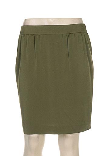 hugo boss jupes femme de couleur vert