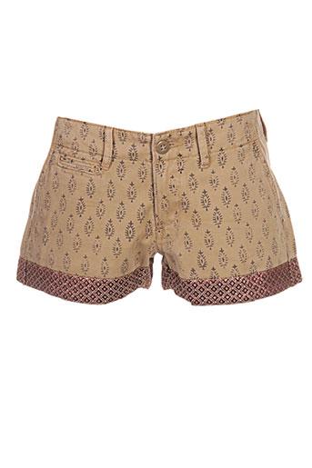 ralph lauren shorts / bermudas femme de couleur marron