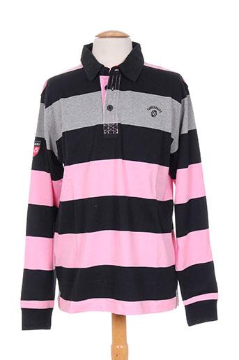 camage t-shirts homme de couleur noir