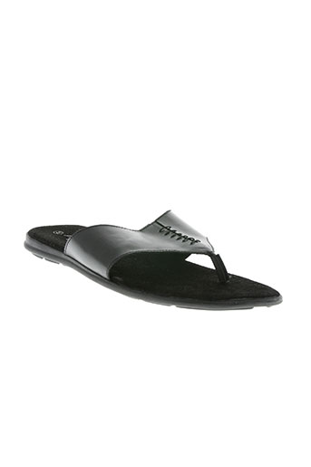 hipness chaussures homme de couleur noir