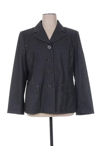 weinberg vestes femme de couleur gris