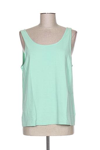 frank walder t-shirts femme de couleur vert