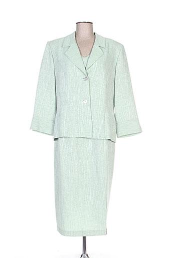 Veste/robe vert FRANCOISE DE FRANCE pour femme