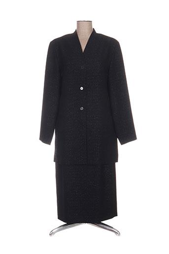Veste/jupe noir CAVITA pour femme