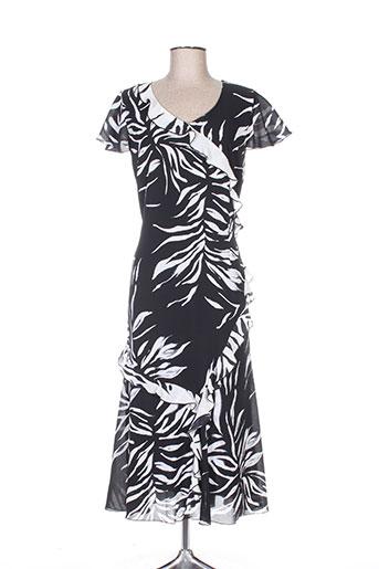 c.s creations robes femme de couleur noir