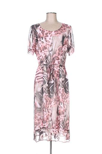 paloma robes femme de couleur rose