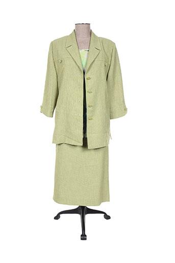 Veste/jupe vert NONET pour femme