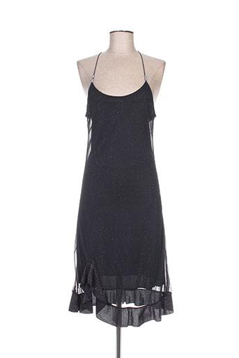 best mountain robes femme de couleur noir