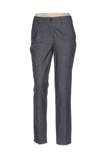 limited edition pantalons femme de couleur gris