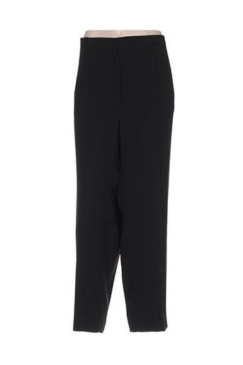 cavita pantalons femme de couleur noir