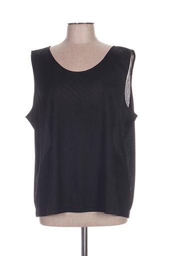 mary west t-shirts femme de couleur noir