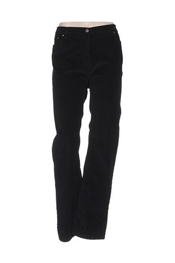 karting pantalons femme de couleur noir